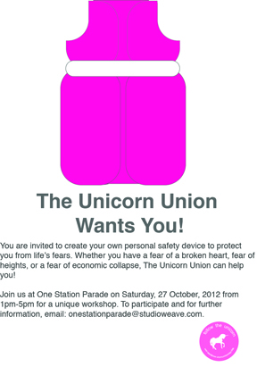The Unicorn Union is heading to Romford, UK: 27 October